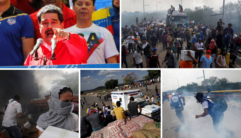 Nakon masovne nestašice struje, prosvjedi u Venezueli