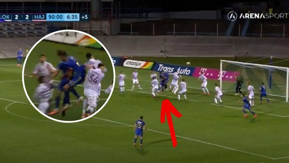 Kapetan lokosa suigraču 'ukrao' pobjednički gol: Ma sve je OK
