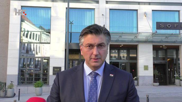 Plenković: 'Raspravljali smo do pet ujutro i postigli kompromis. Od EU se očekuje da je primjer'