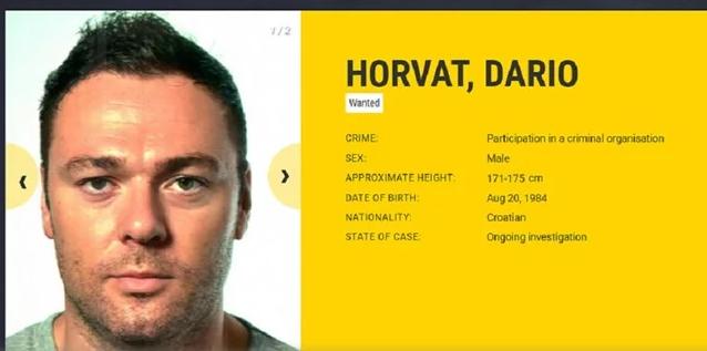 Utajili milijune: Uhitili Hrvata s liste najtraženijih bjegunaca