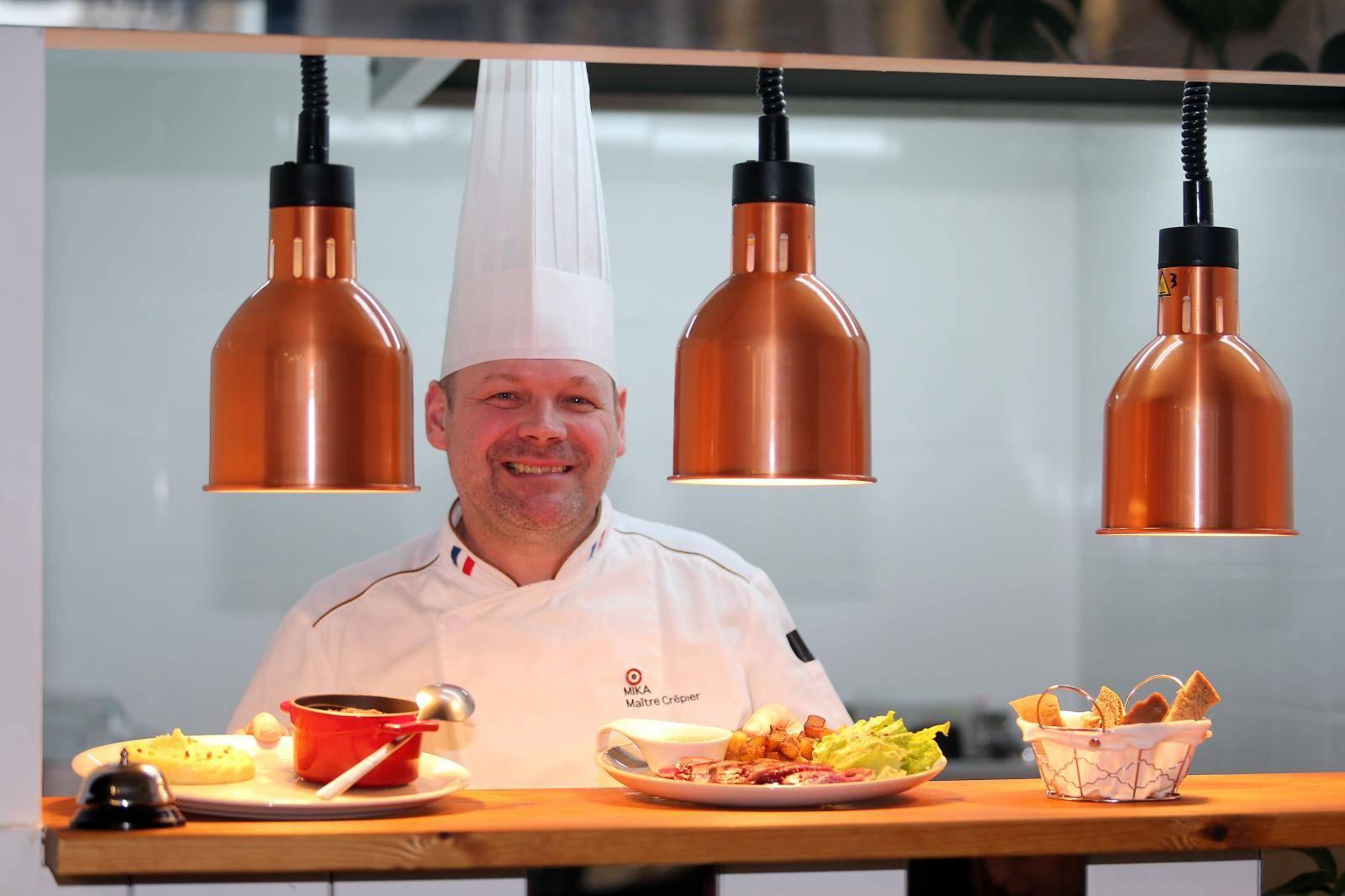'Pogreške u kuhinji ne praštaju, disciplina je baš kao u vojsci'