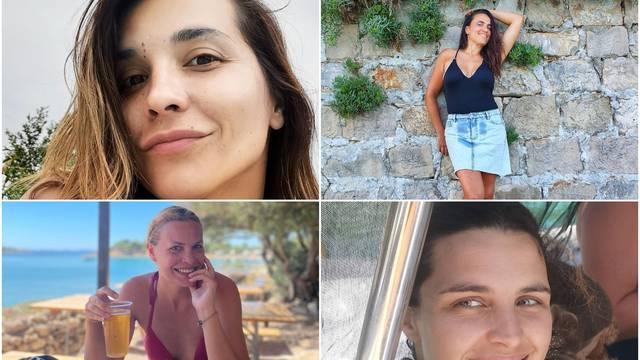 Poznate Hrvatice fotkale se bez šminke: 'Žene smo, a ne lutke'
