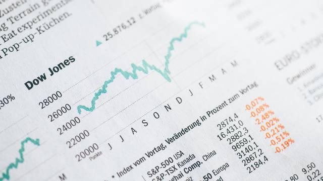 DZS: Pad zaliha industrijskih proizvoda na godišnjoj razini...