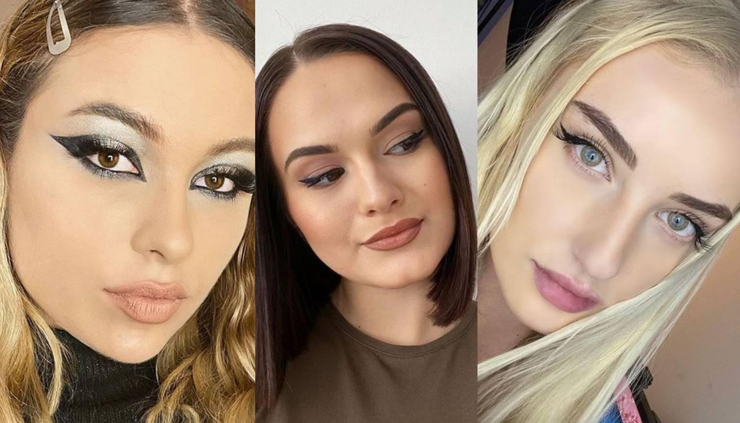 Svestrani beauty alat: Tuš za oči u 10 super atraktivnih varijanti