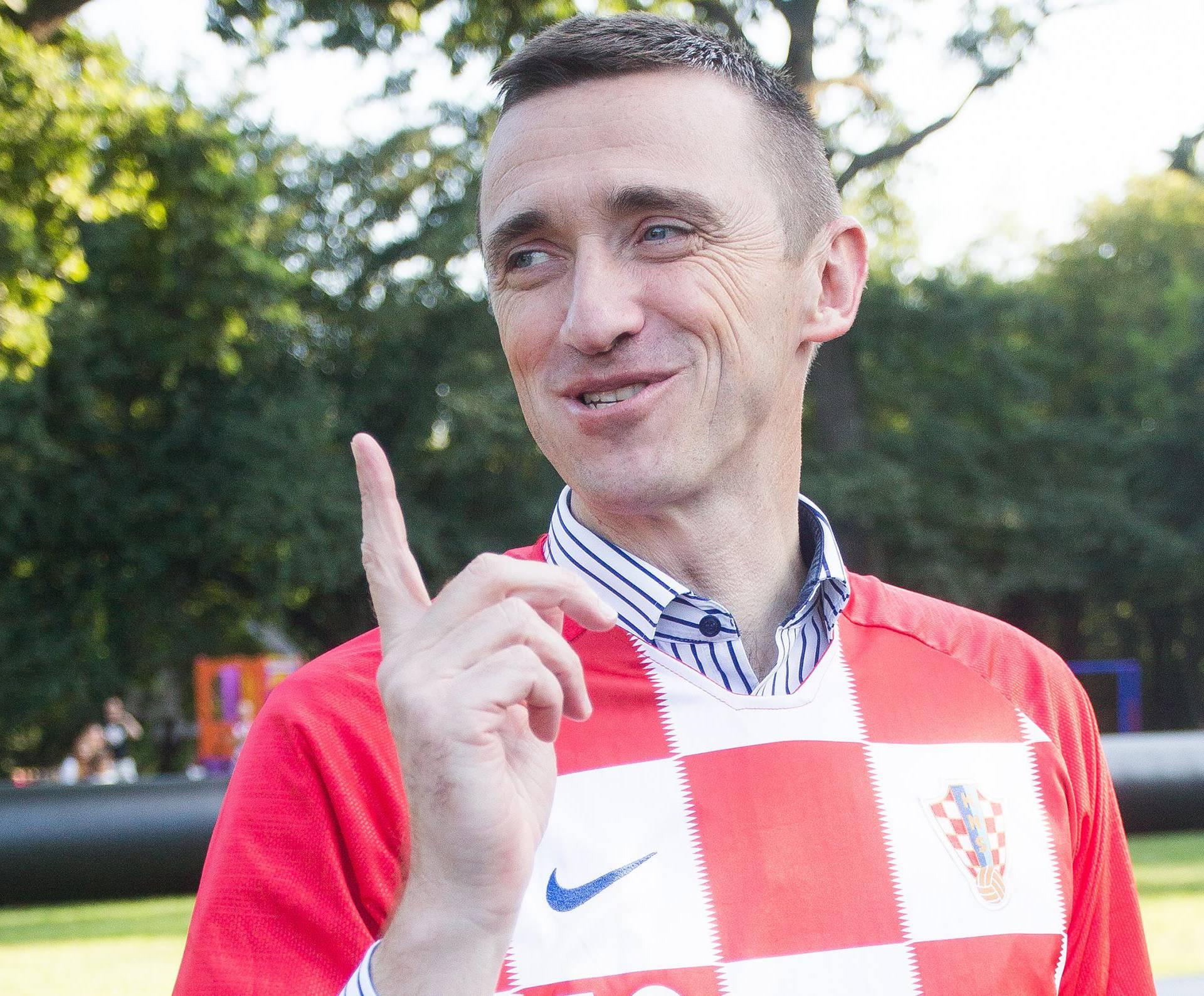 Ivan Penava: 'Za predsjednicu ću podržati Grabar Kitarović!'