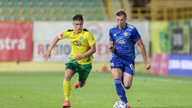 Pula: Istra ugostila Dinamo u 2. kolu HT Prve lige