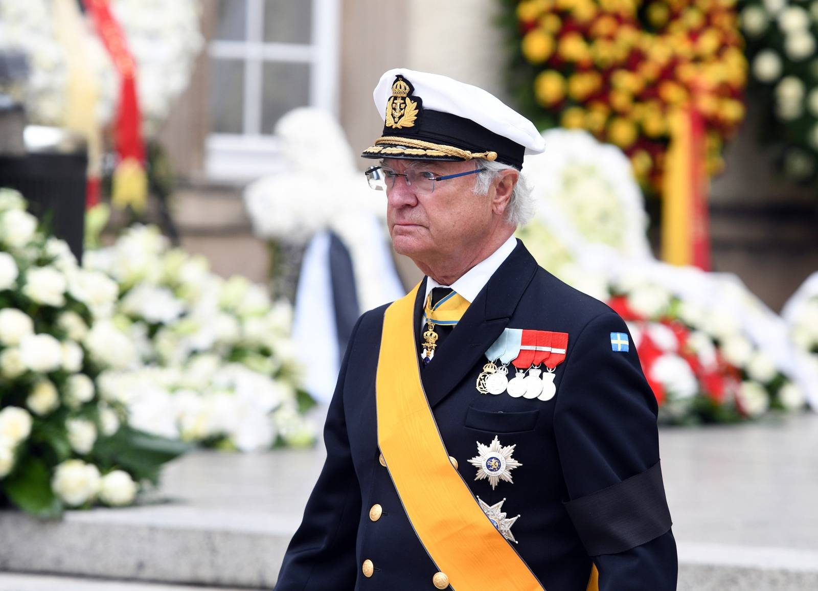 Burial of Luxembourg's Old Grand Duke Jean