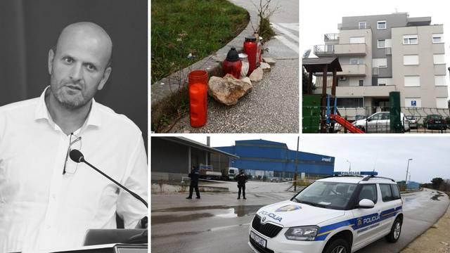 Policija čuvala i majku ubijenog Tedija Slamića: 'Uzeo mi je sina, ne znam kako će mi unuci dalje'