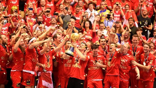 IHF Handball World Championship - Germany & Denmark 2019 - Final - Norway v Denmark
