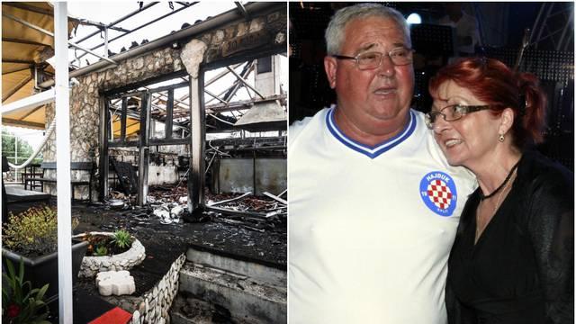 Duje Coce nakon požara: U čast bratu Vinku obnovit ću konobu
