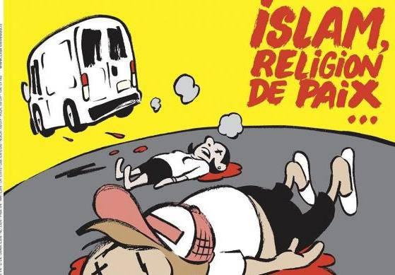 Charlie Hebdo ponovno šokira kontroverznom naslovnicom
