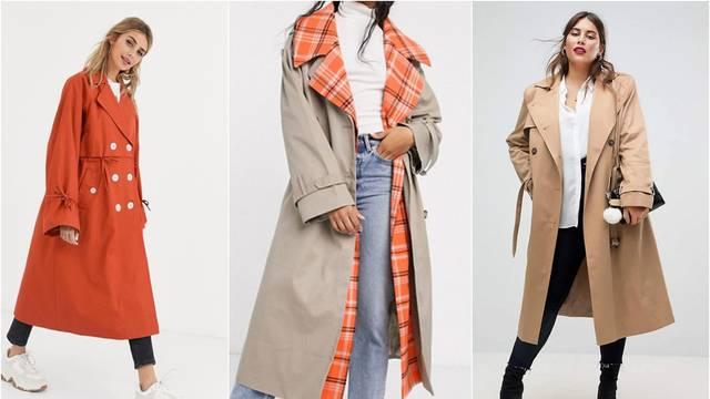 Nezamjenjiva modna simbioza trench kaputa i traperica