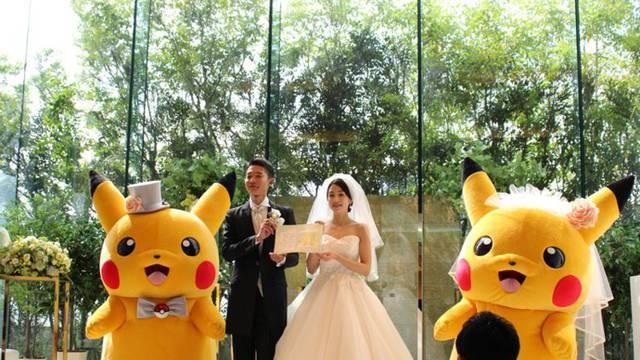 Pikachu kao kum: U Japanu se žene uz omiljenog lika iz crtića
