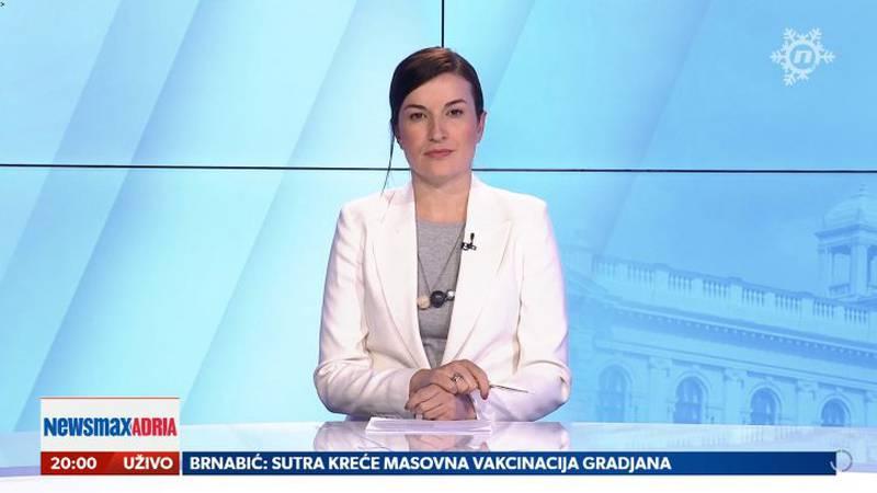 Početak emisije o kojem priča regija: Ovako je voditeljica podržala zlostavljane žene