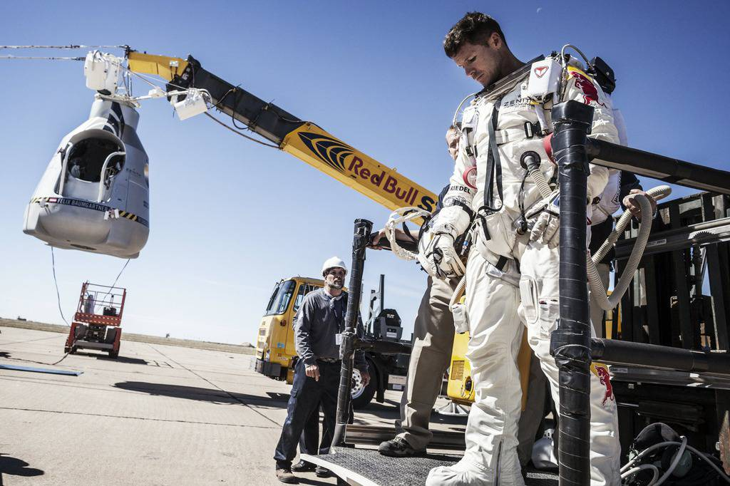 Red Bull Content Pool/Stratos