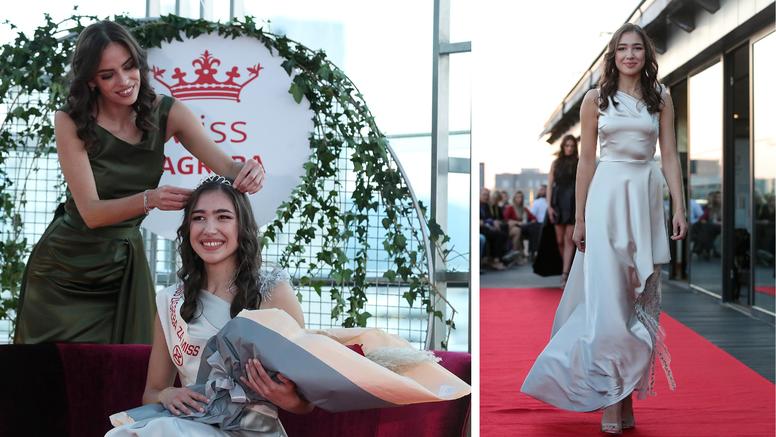 Lucija Begić (21) je nova Miss Zagreba: 'Ne znam gdje sam! U šoku sam, ali sam presretna'