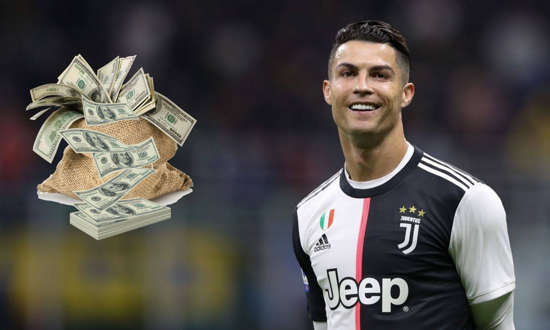 Efekt Cristiano: U Juventus se slijevaju milijuni eura i navijača