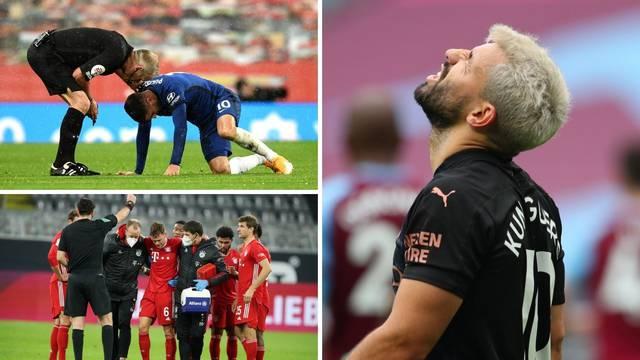 Ozljede se gomilaju, klubovi u problemima: Natrpani raspored gura velikane u velike probleme
