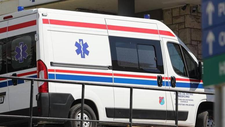 Izgorio stan u Ivanić Gradu: Prolilo se ulje iz friteze na plinu, smrtno stradao umirovljenik