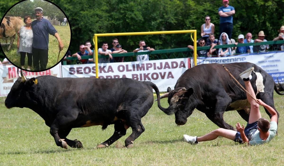Anica se ne boji bikova, ali ih ne može gledati kako se bore