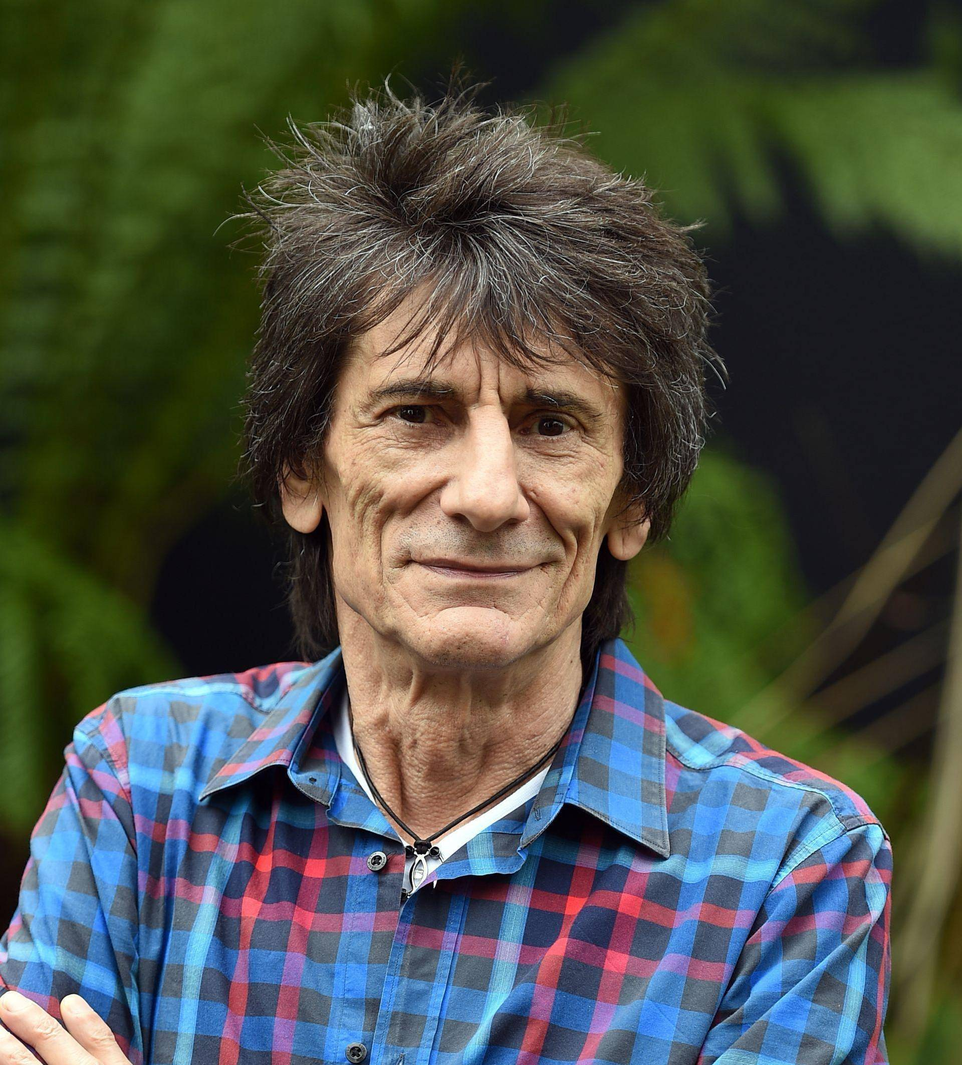 Ronnie Wood surgery