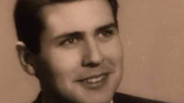 Dikanova mladenačka ambicija: Želio je ići u školu za oficire...