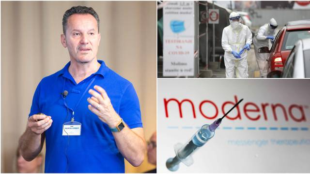 'Modernino cjepivo moći će se pohraniti u hladnjaku, uskoro ćemo stisnuti Covid-19 uza zid!'