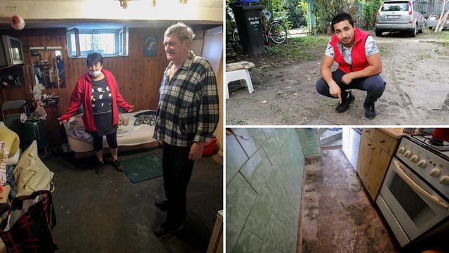 Obitelj Volf spasio susjed Darko: 'Probudio sam ih i obio šaht da ih voda ne uguši dok spavaju'