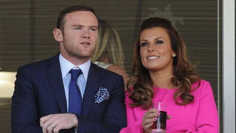 Rooney na mukama: Supruga će ga ostaviti jer ju je prevario