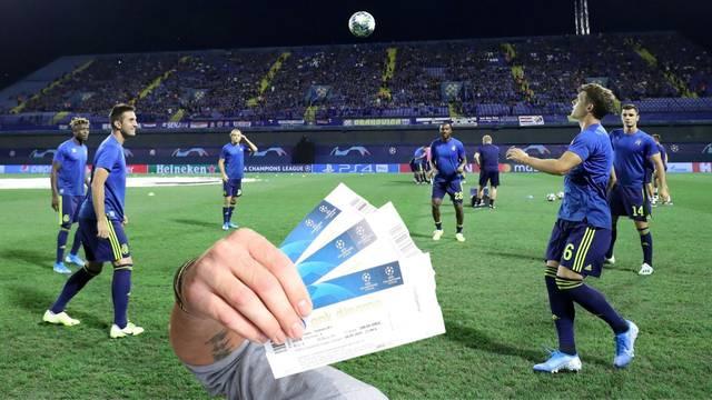 'Modri' potvrdili cijene ulaznica za City, pretprodaja od subote