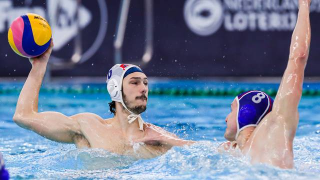 Croatia v Russia - Olympic Waterpolo Qualification Tournament 2021 - 3rd place