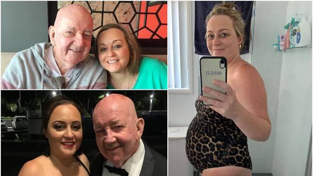 Milijunaš (75) čeka blizance s 39 godina mlađom ženom: Imali su  23 pokušaja umjetne oplodnje