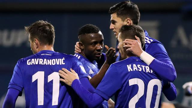 Zagreb: GNK Dinamo protiv NK Slaven Belupo u 23. kolu Prve HNL