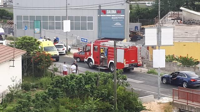 Teško ozlijeđen: Mladić (24) se automobilom zabio u ogradu