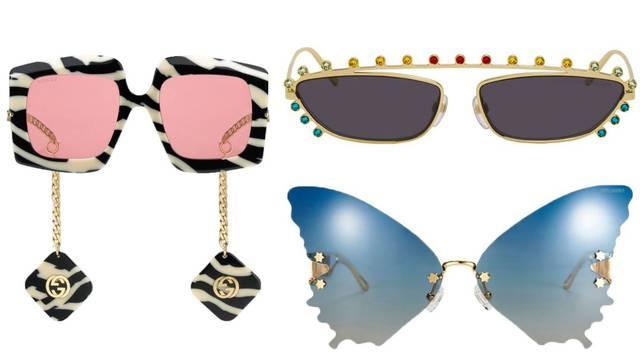 Cool kič: Generacija sunčanih naočala inspirirana cirkusom