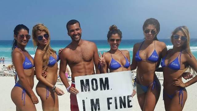 On je pravi mamin sin, a žene luduju za njim u cijelom svijetu