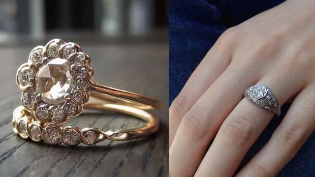 Parovi žele autentičan nakit: Antikno prstenje sve je traženije