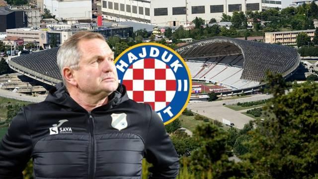 Niti je situacija u Hajduku dobra niti je Matjaž slobodan, ali..