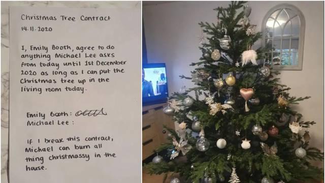 Božićni ugovor