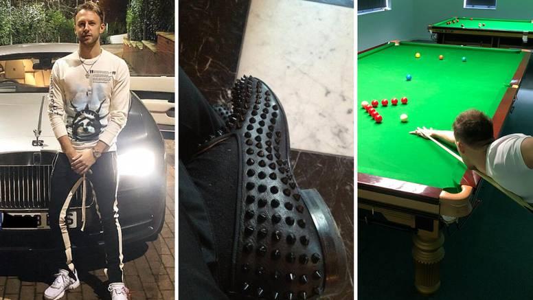 Trump u jež-cipelama osvojio SP: 'Snooker ili žene? Oboje!'
