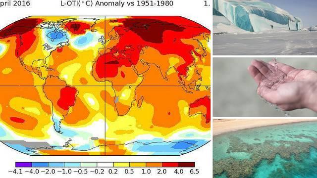 Planet sve užareniji: Ovo je bio najtopliji studeni u povijesti