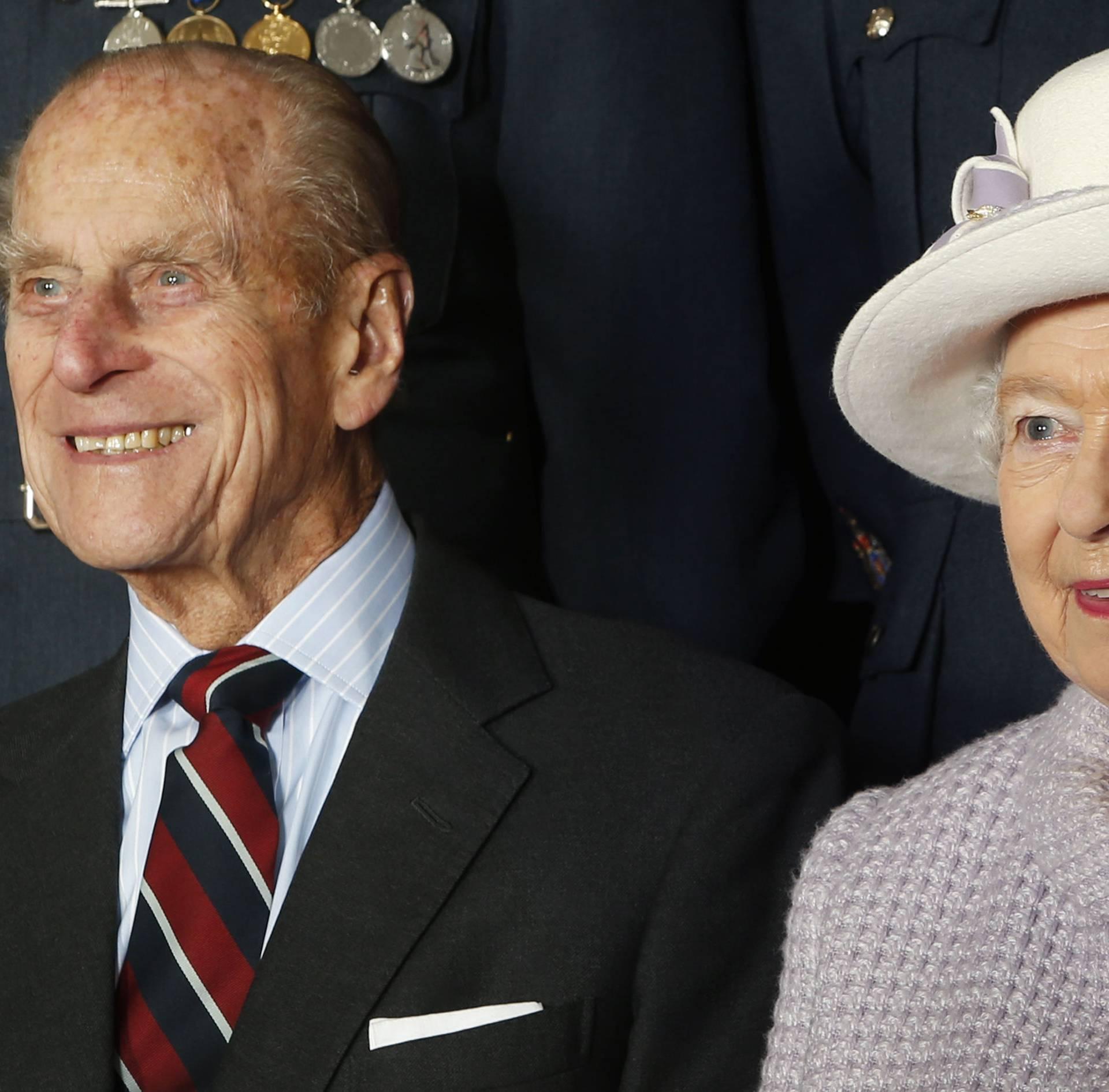 Duke of Edinburgh royal duties