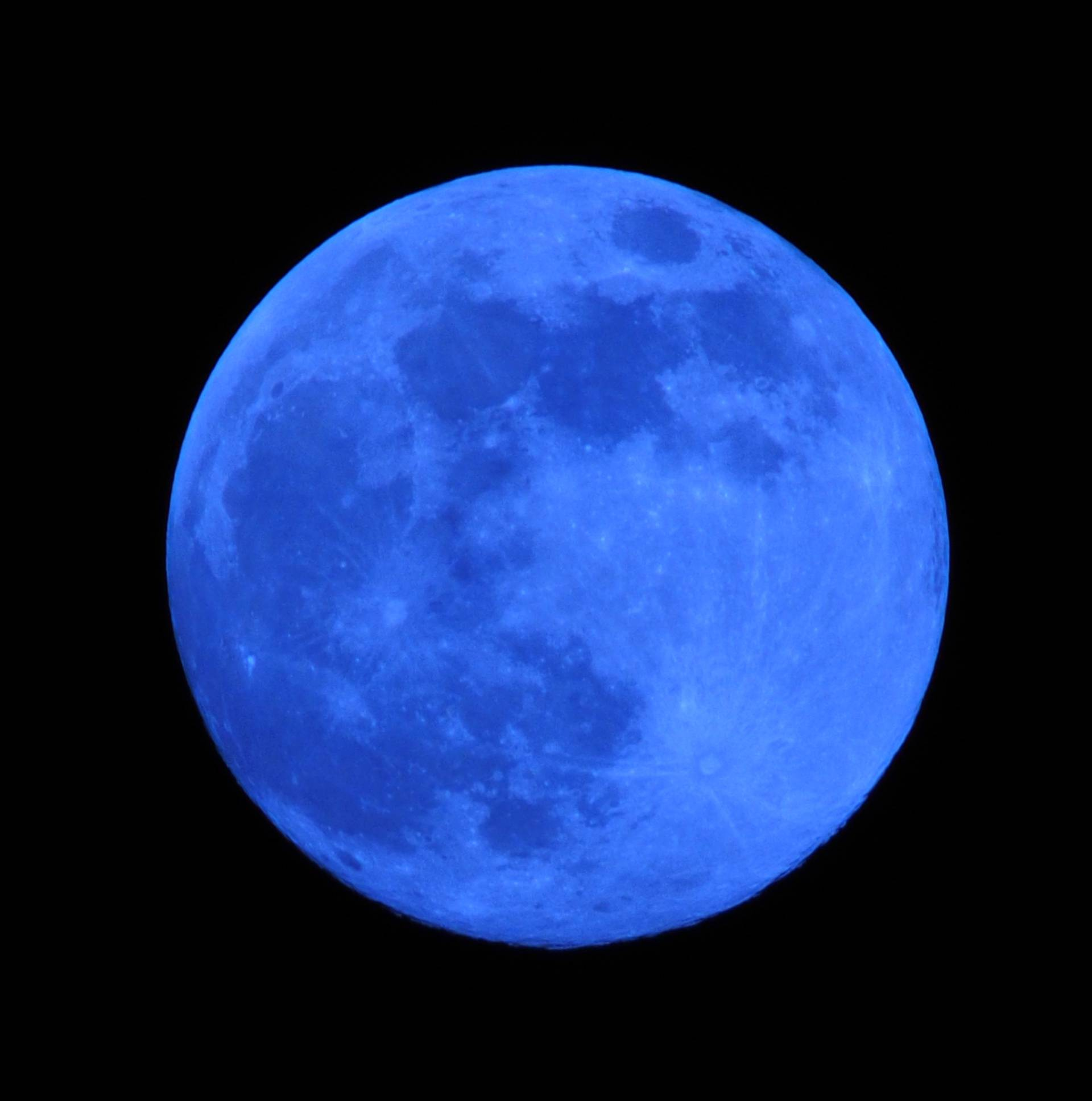 Zavladao Plavi Mjesec: Idealno je vrijeme da posjetite liječnika