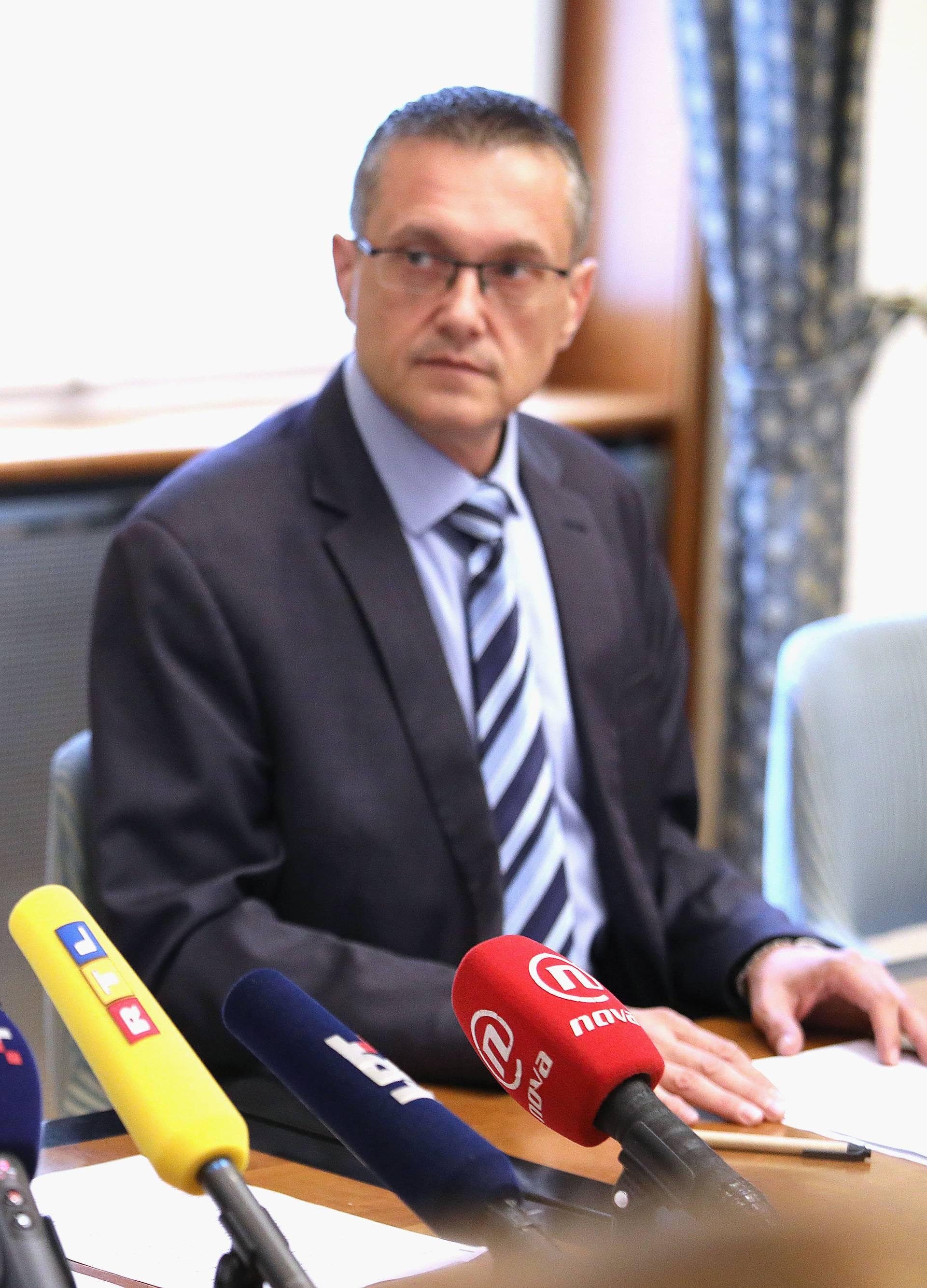 Glas: Tražimo da Ivan Turudić odstupi s funkcije šefa suda