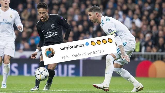 Ramos otkrio novi klub? Jednim komentarom uzburkao duhove