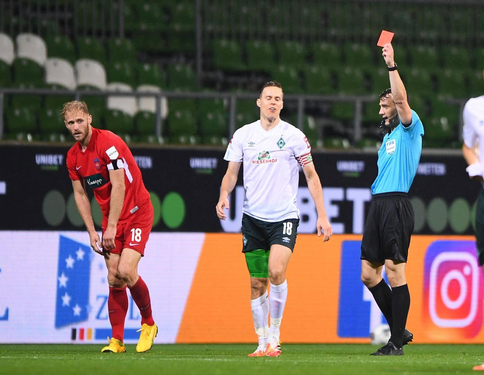 GES / Football / SV Werder Bremen - FC Heidenheim, 02.07.2020