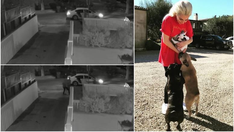 Policija objavila snimku napada na nesretnog šetača pasa Lady GaGe: 'Pogođen sam, krvarim!'