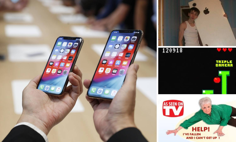 Internet mu se ruga: Kako se uopće izgovara novi iPhone?