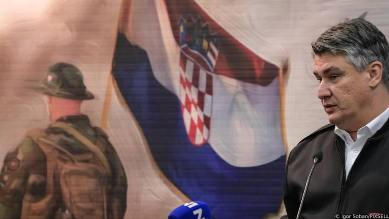 Milanović: Vi ste prije svega hrvatska vojska, pa tek onda vojska u sastavu NATO-a