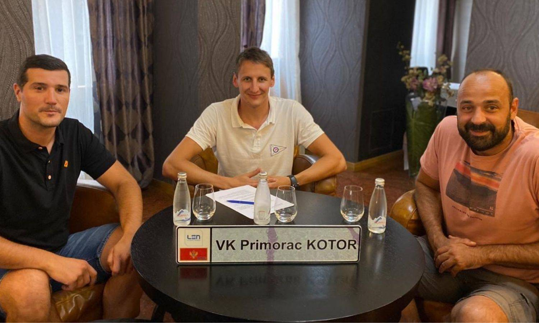 Sukno krenuo u trenerske vode: Sandro je novi trener Primorca